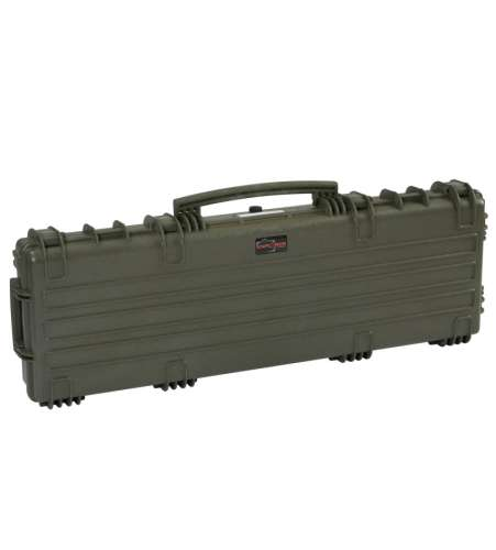 Explorer Cases Odolný vodotěsný kufr 11413 na zbraň, zelený s pěnou - Explorer Cases Odolný vodotěsný kufr na zbraň 11413, zelený s pěnou