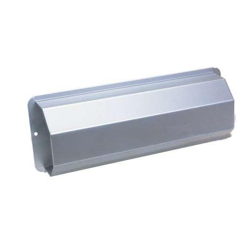 Rottner PESCARA stříbrná - Rottner Box na noviny PESCARA stříbrná