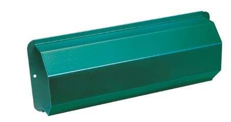 Rottner PESCARA zelená - Rottner Box na noviny PESCARA zelená