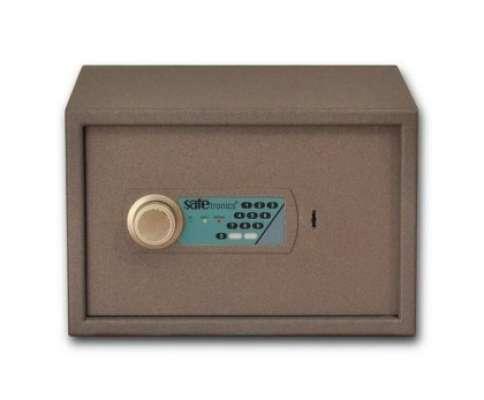 Safetronics Sejf na krátké zbraně ZSL 28 ME - Safetronics Nábytkový sejf ZSL 28 ME