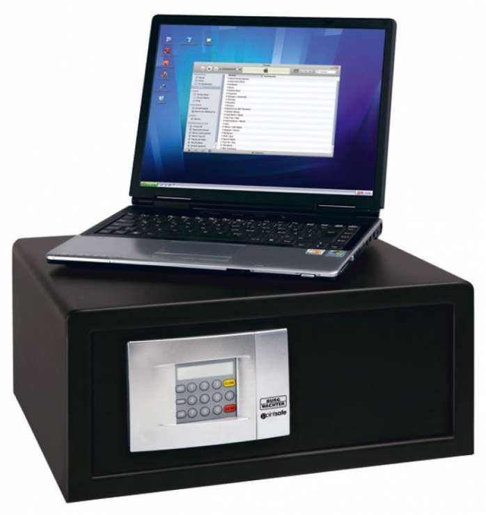 Point Safe 3E Laptop Hotel